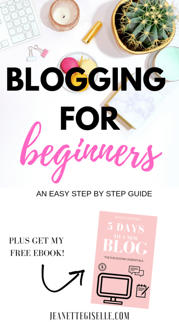 Are you a total blogging newb? Read this post to learn all the essentials to starting a new blog! Start a Blog | How to Start Blogging | How to Make a Blog | How to Create a Blog | Blogging for Beginners WordPress