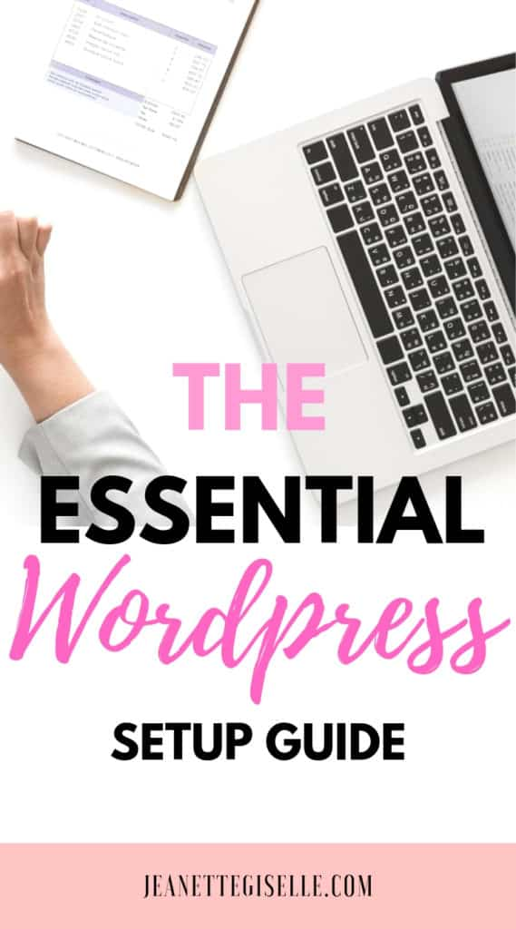 Installing WordPress doesn't end there. Get the most out of your WordPress blog by taking these extra steps! Blogging for Beginners WordPress | Beginner Blogging Tips