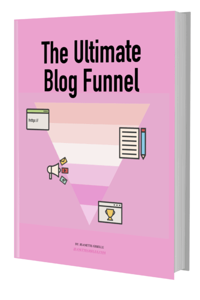 The Ultimate Blog Funnel eBook