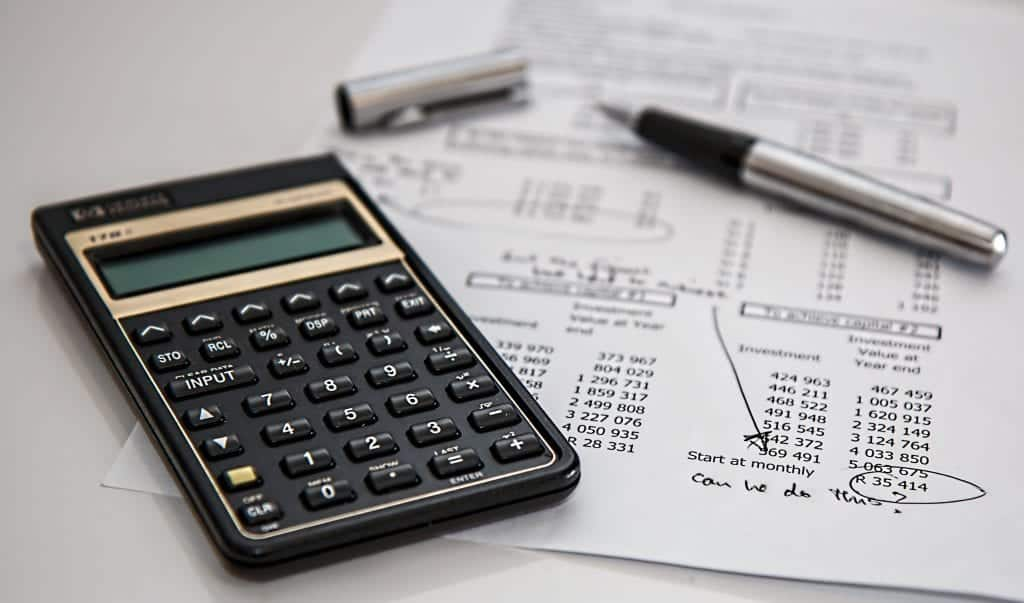 how to create a simple family budget